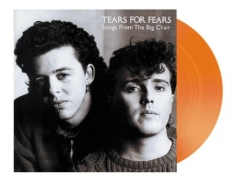 Tears For Fears - Songs From The Big Chair - Orange