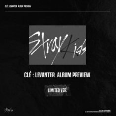Stray Kids - Cle: Levanter (Mini Album) Limited Edition