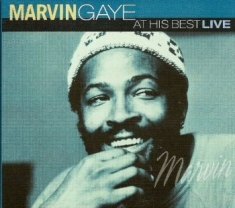 Gaye Marvin - At His Best - Live