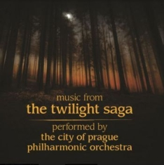 City Of Prague Philharmonic Orchest - Music From The Twilight Saga