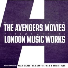 London Music Works - Music From The Avengers Movies