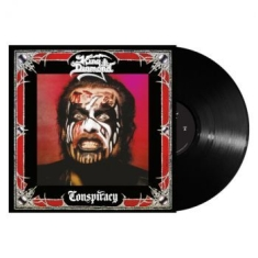 King Diamond - Conspiracy (Black Vinyl W/Poster)