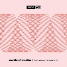 "Aretha Franklin - The Atlantic singles collection 1968 (4 x 7"")"