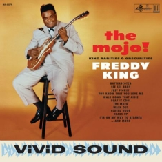 Freddie King - Mojo! King  rarities & obscurities (GOLD)