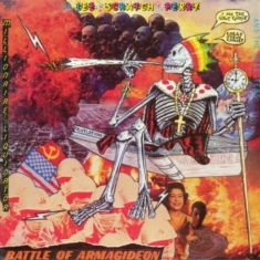 Lee Scratch Perry - Battle of Armagideon