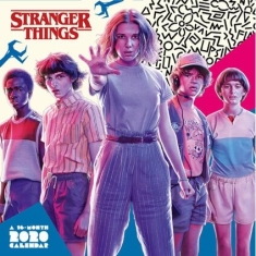 Stranger Things - Official 2020 Calendar