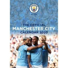 Manchester City - Official 2020 Calendar
