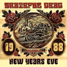 Grateful Dead - New Year's Eve 1988. Oakland. Ca