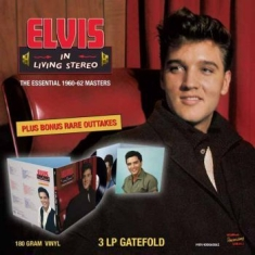 Presley Elvis - In Living Stereo: The Essential 196