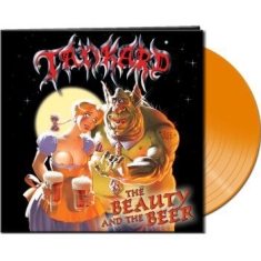 Tankard - Beauty And The Beer (Ltd Clear Oran