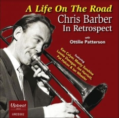Barber Chris With Patterson Ottilie - A Life On The Road