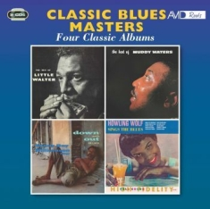 Blandade Artister - Classic Blues Masters - Four Classi