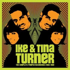 Ike & Tina Turner - The Complete Pompeii Recordings 196