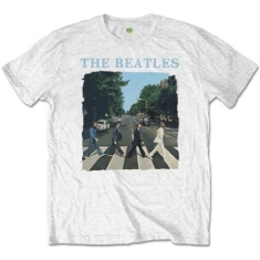Beatles - The Beatles Kid's Tee: Abbey Road & Logo (Retail Pack)