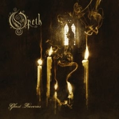 Opeth - Ghost Reveries-Hq/Insert-