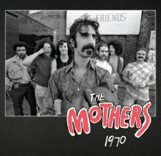 Frank Zappa The Mothers - The Mothers 1970 (4Cd)