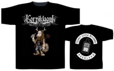 Korpiklaani - T/S Happy Little Boozer (M)