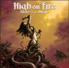 High On Fire - Snakes For The Divine (Red Vinyl)