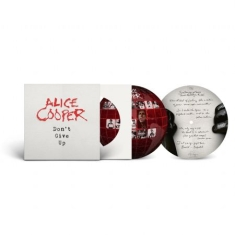 Alice Cooper - Don't Give Up (7'' Picture Disc)