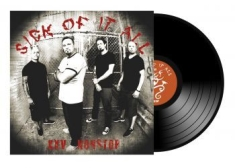 Sick Of It All - Xxv Nonstop (Black Vinyl)
