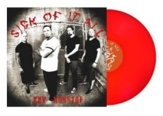 Sick Of It All - Xxv Nonstop (Röd Vinyl)
