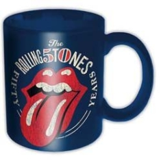 Rolling Stones The - The Rolling Stones Boxed Standard Mug: 50th Anniversary Vintage