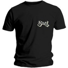 Ghost - Ghost Unisex Tee: Pocket Logo