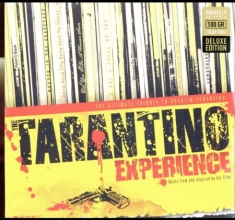 Various artists - The Tarantino Experience (Limited Red/Yellow Vinyl)