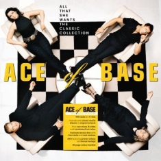 Ace Of Base - All That She Wants - The Classic Collection (11CD, 1DVD)