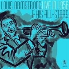 Armstrong,Louis & His All-Stars - Live in 1956 (color vinyl) (RSD) IMPORT