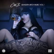 Cardi B - Gangsta Bitch Music Vol. 1 (RSD) IMPORT