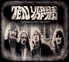 Ten Years After - Transmissions 1967-1969