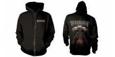 Testament - Brotherhood Of The Snake Zip Hood (