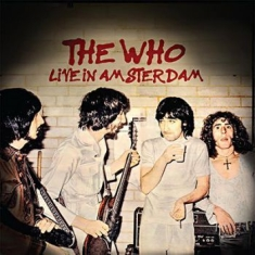 Who - Live In Amsterdam (Red)