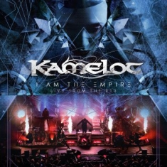 Kamelot - I Am The Empire (2Cd/Dvd/Br)
