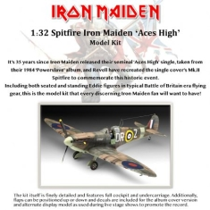 Iron Maiden - Spitfire Mkii Aces High Aces High 35th Anniversary