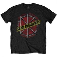 Dead Kennedys - T-shirt - Destroy (Men Black)