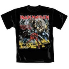 Iron Maiden - T-shirt - Number of the Beast (Men Black)