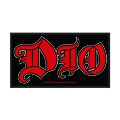 Dio - Standard Patch: Logo (Loose)
