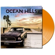Ocean Hills - Santa Monica (Clear Orange Vinyl Lp