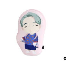 BTS - CHARACTER SOFT CUSHION - RM
