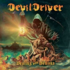 Devildriver - Dealing With Demons (Pic.Disc)