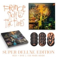 Prince - Sign O' The Times (Ltd. 8Cd/Dv