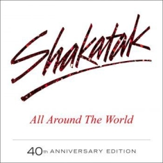 Shakatak - All Around The World 40Th (3 Cd + D