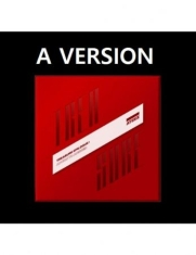 ATEEZ - TREASURE EPILOGUE : Action To Answer - A version (Red)