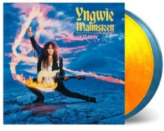 Yngwie Malmsteen - Fire & Ice (Blue/Yellow)
