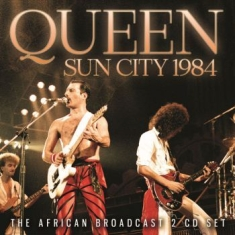 Queen - Sun City 1984 (2 Cd Live Broadcast
