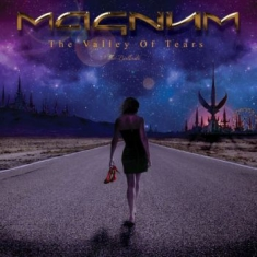 Magnum - Valley Of Tears (Ltd. Purpleblue)