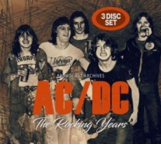 AC/DC - Rocking Years