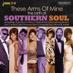 Blandade Artister - Birth Of Southern Soul